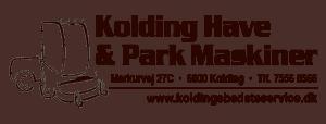 Kolding Have & Park Maskiner