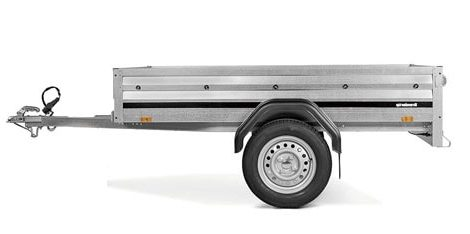 Brenderup trailer 1205S 500kg
