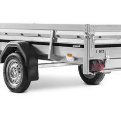 Brenderup trailer 2260SB tip 1000kg
