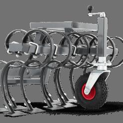 Bagmonteret Grusharve p524