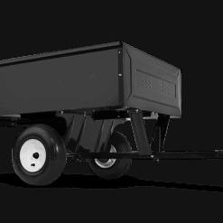 bagmonteret trailer
