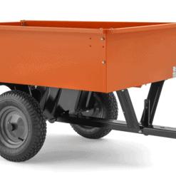 bagmonteret trailer 275