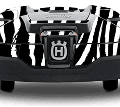 Zebra folie til din Husqvarna Automower